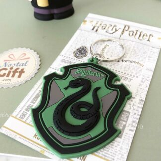 Porte clé emblème serpentard - Harry Potter