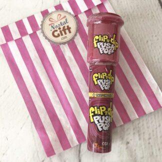 Flip-N-Dip - Push Pop : sucette à tremper - cola