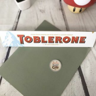 Toblerone chocolat blanc - Grande version 360g