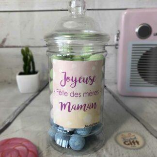 """Bonbonnière maman – """"Joyeuse fête des mères"""" - Kysmache 300g"""