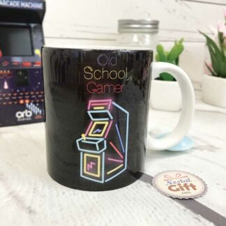 Mug arcade - old school game