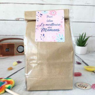 """Mug - """"Merci à mon AVS pour ces souvenirs"""" - Idée cadeau école primaire"""