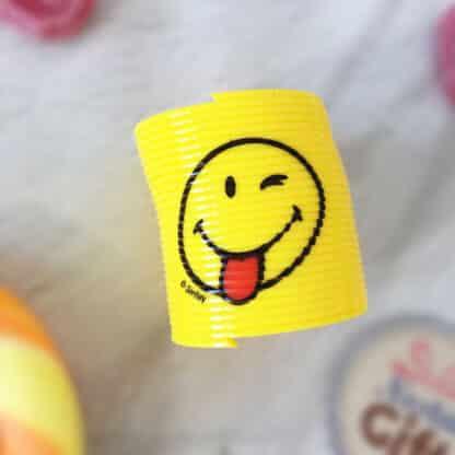 Mini ressort - Smiley