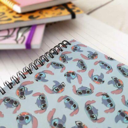 Carnet A5 Stitch - Disney