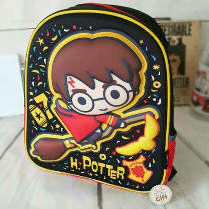 Sac à dos 3D Harry Potter sur son balais