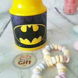 Gourde en plastique Batman