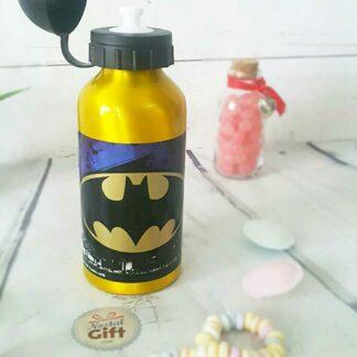 Gourde en métal - Batman
