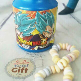 Gourde en plastique Dragon Ball