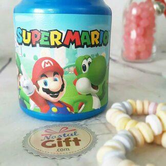 Gourde en plastique Super Mario