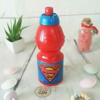 Gourde en plastique Superman