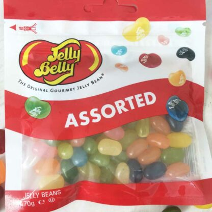 Jelly Belly - assortiment 70g