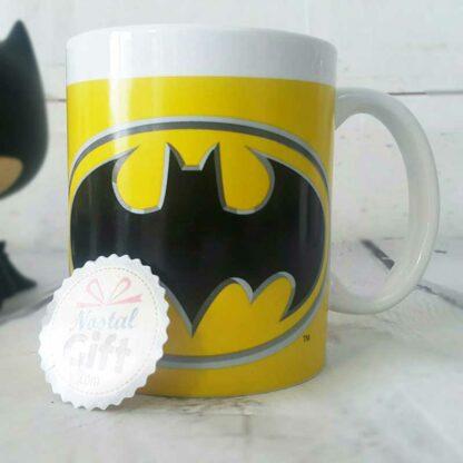 Mug Batman - jaune