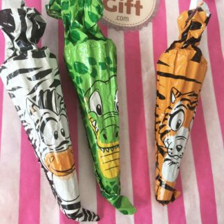 Parapluie au chocolat Jungle x3
