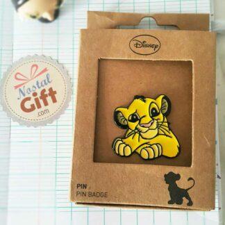 Pin's Simba Le roi Lion - Disney
