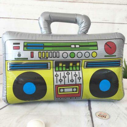 Radio gonflable - Jeux d'été