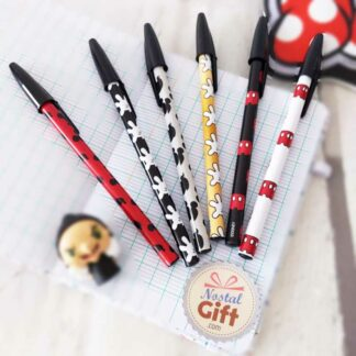 Set 6 stylo Mickey - Disney