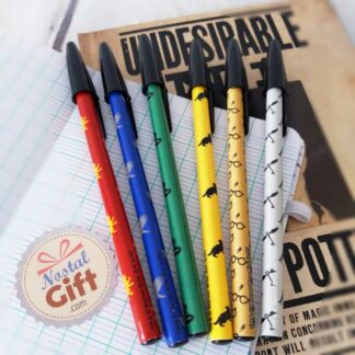 Set 6 stylo Harry Potter