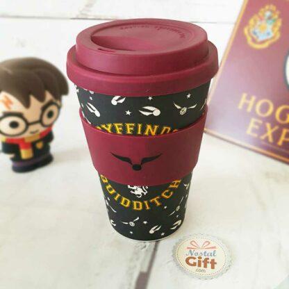 Mug de transport Gryffindor Quidditch - Harry Potter