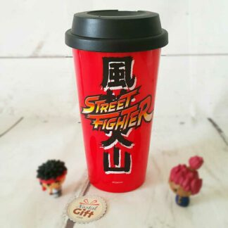 Mug de transport - Street Fighter