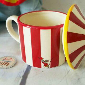 Mug Disney Dumbo - circus avec couvercle
