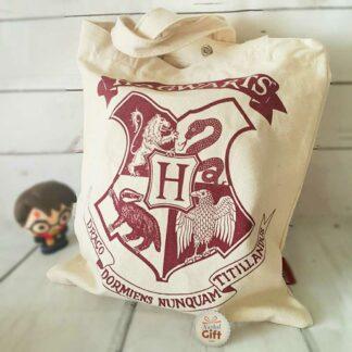 Tote bag Hogwarts - Harry Potter