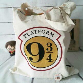 Tote bag 9 3/4 - Harry Potter