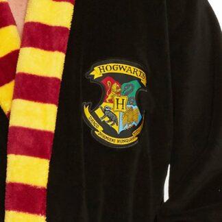 Harry Potter Peignoir - Logo Poudlard