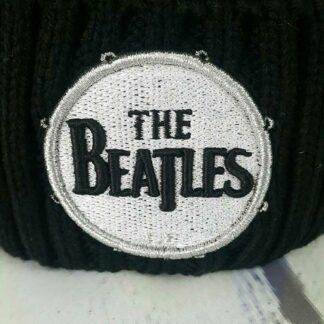 Bonnet unisex : The Beatles Noir