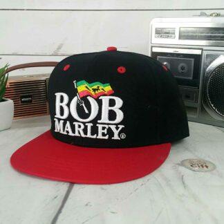 Casquette : Bob Marley