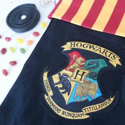 Harry Potter- Chaussette de Noël - Blason Poudlard