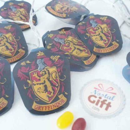 Harry Potter - Guirlande lumineuse Gryffondor 2D
