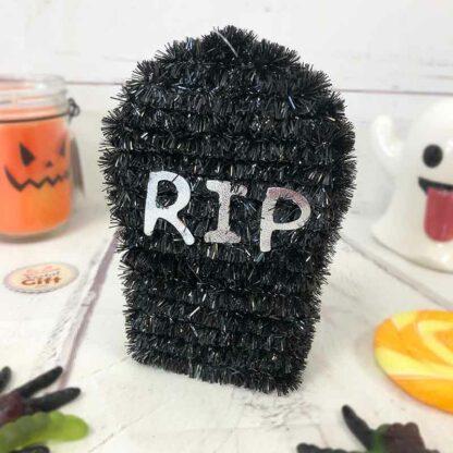 Décoration d'Halloween - Pierre tombale R.I.P