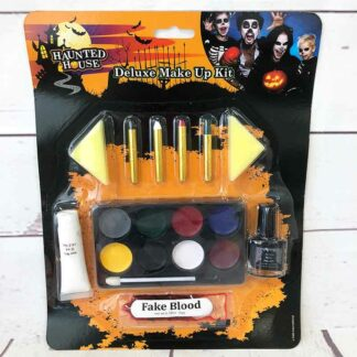 Kit de maquillage Deluxe Halloween