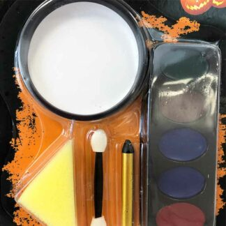 Kit de maquillage Halloween - Tête de Mort Calaveras