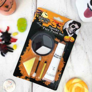 Kit de maquillage Halloween - Squelette