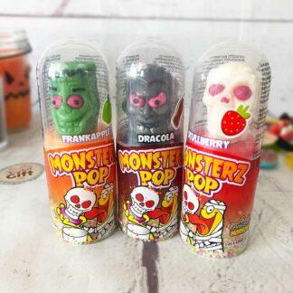 Halloween sucette monstre avec bonbons : Monsterz Pop