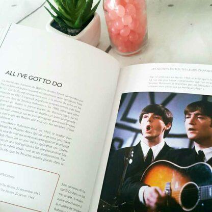 """Les imparfaits : Livre Les Beatles """"Les secrets de toutes leurs chansons"""""""