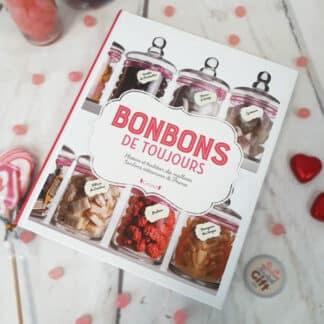 Livre Bonbons De Toujours