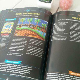 Rétro gaming - Le petit livre des jeux vidéo