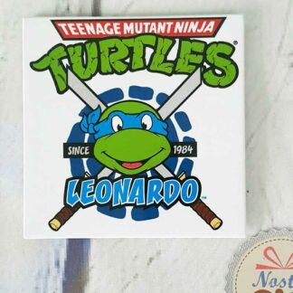 Aimant de frigo Tortues ninja – Leonardo