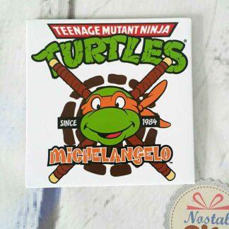 Aimant de frigo Tortues ninja – Michelangelo