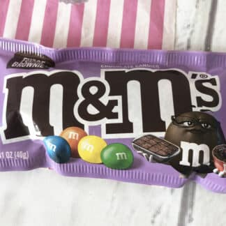 M&Ms Brownie - 1 sachet de 42g