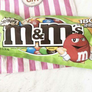 M&Ms beurre de cacahuète - 1 Boîte de 85.1g