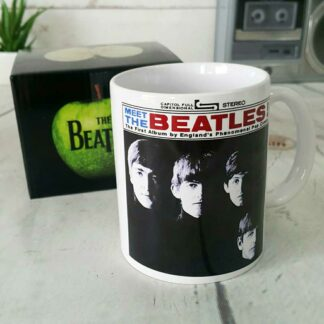 Mug - Meet The Beatles