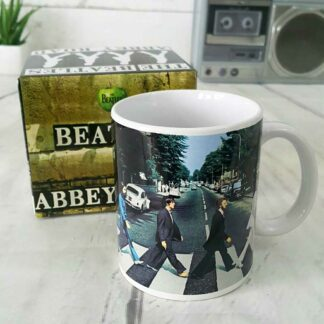 Mug Abbey Road - The Beatles