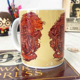 Harry Potter - Mug blason Gryffondor