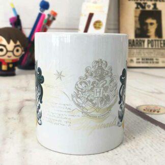 Harry Potter - Mug blason Serpentard