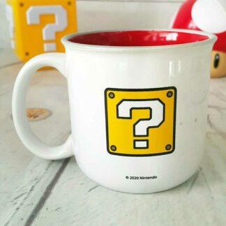 Mug Super Mario Bros Rétro Visage