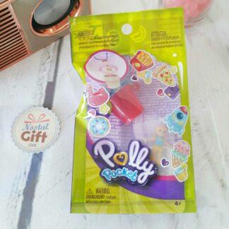 Polly Pocket Accessoires - Bague ou Collier modèle aléatoire