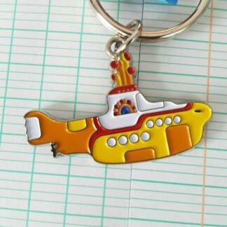 Porte clef - The Beatles Yellow Submarine